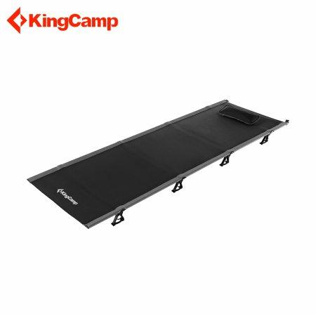 KINGCAMP 울트라라이트 캠핑 코트 블랙 KC3986