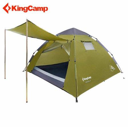 KINGCAMP 텐트 MONZA 3_KT3094_APPLE GREEN
