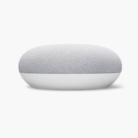 [국내정품]구글 네스트 미니 2세대 AI 블루투스 스피커[그레이][Google Nest Mini][GA00638-KR]
