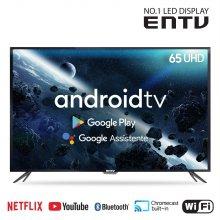 165cm 구글AI 스마트 UHDTV  / EN-SM650U