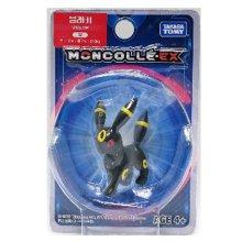(포켓몬스터) 몬스터콜렉션-EX 피규어 블래키 장난감/36825E