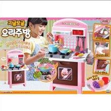 (미미월드) 키즈쿡 - 지글보글 요리주방 소꿉놀이/37467B