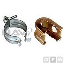 빔크램프 /1PK(100조)/재질-철/날개 16mm-빔몸통(중)/6D91E2