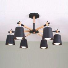조명 모코스틸 6등 직부등 66W(LED 11wx6) 모던스타일/4F1FD9
