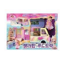 별의 여신 시크릿 쥬쥬 하우스로 짠 젤리팝 푸드트럭