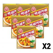 오뚜기백세카레 3분 매운맛 200g 12개