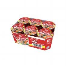 오뚜기 진라면 매운맛 컵 6입 (65gX6)