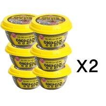 오뚜기 영양닭죽(상온) 285g 12개