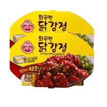 오뚜기 화끈한 닭강정(렌지)180g 6입