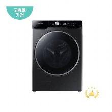 드럼 세탁기 WF24T9500KV [24KG/올인원컨트롤/세제자동투입/무세제통세척/블랙 케비어]