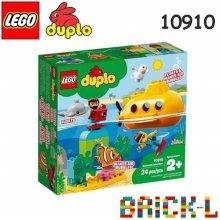 레고 10910 듀플로 잠수함 BR