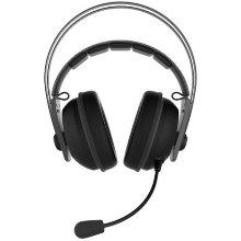 ASUS TUF Gaming H7 Wireless 헤드셋 건메탈 (무선)