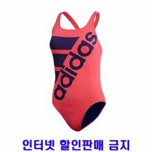 [아디다스수영] CV3660 여성빅로고스윔수트 W 원피스