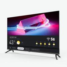 [12/22일 순차발송]109cm google android TV BT50 / A43I [벽걸이 설치(상하형)]