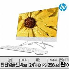 24-df0046KR 가성비 일체형PC/10세대 펜티엄/SSD 256GB/윈도우10