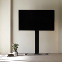 이동형 TV 스탠드 윌 1400 BLACK(85까지 적용)