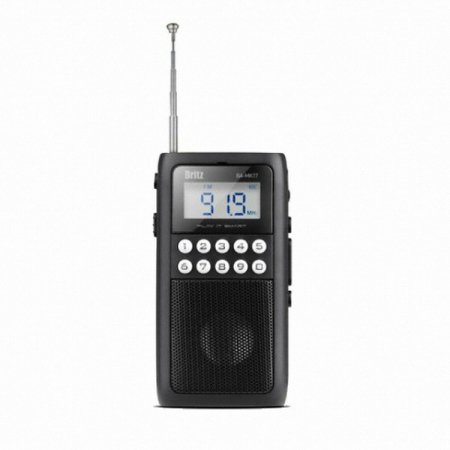 브리츠 효도 라디오 MP3 스피커[BA-MK17]