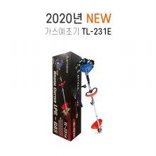 신형 NEW 미쓰비시 가스예초기 TL-231E