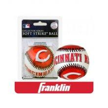 프랭클린 MLB 팀 안전구(신시내티 레즈) 베이스볼