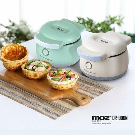 [예약판매특가] 누룽지&와플 간식메이커 DR-800N (아이보리/블루쉬그린)