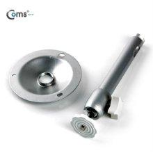 Coms) 1단 CCTV용 거치대(Silver)-17CM/1568C6