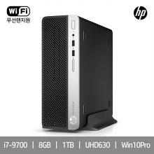 프로데스크 400 G6 SFF 6EF22AV i7-9700 8GB/1TB/Win10Pro