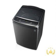 일반세탁기 T22BVT [22KG/인버터 DD모터/식스모션/터보샷/블랙스테인리스]