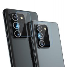 [사전예약행사]  슈퍼쉘 갤럭시 노트20 후면 카메라 렌즈 보호 강화유리 필름