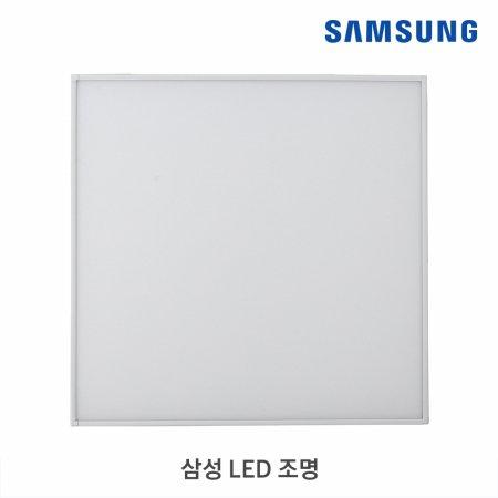 삼성 LED 사각 슬림베젤 40W 5700K / 610*610