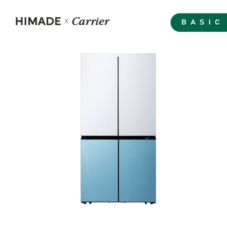[AR체험]하이메이드 x 캐리어 4도어 냉장고 HRF-SN566HMFR [566L]