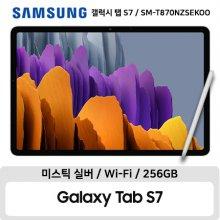 삼성 갤럭시탭S7 WIFI 256GB(실버) SM-T870NZSEKOO