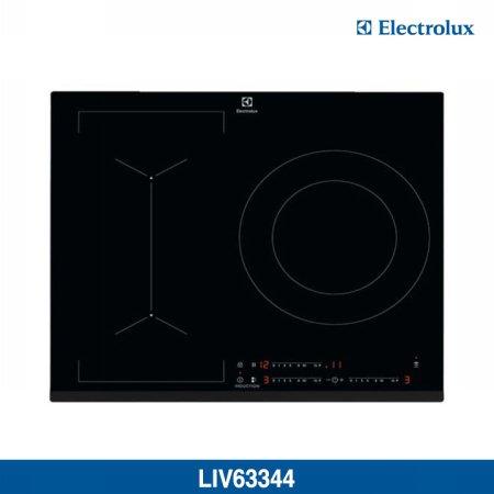 3구 인덕션 LIV63344 [빌트인/ 15단계 화력 조절 / 슬라이드 터치 컨트롤 / 5가지 안전 기능]
