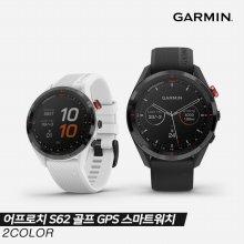 [가민코리아정품]2020 가민 어프로치 S62 골프 GPS 스마트워치/골프 시계 [2COLOR]