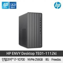 ENVY 데스크탑 TE01-1112kl[i7-10700/8G/SSD 256GB/DOS]
