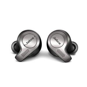 [한정수량]JABRA 엘리트 65T 블루투스 이어폰[커널형][티타늄 블랙][ELITE 65T]