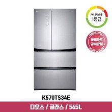 [NEW] 김치냉장고 K570TS34E (565L/ 스탠드형 / 1등급)