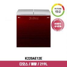 [NEW] 김치냉장고 K220AE12E (219L / 뚜껑형 / 1등급)