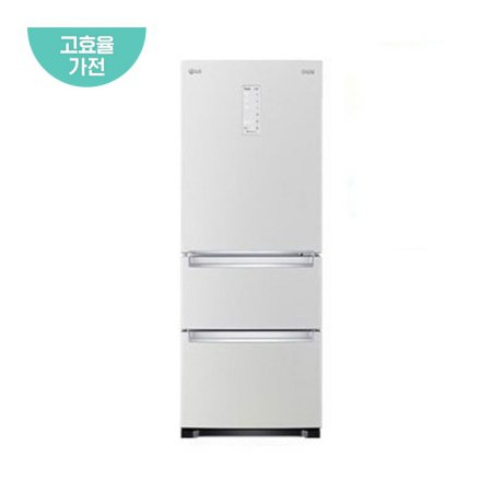 디오스 김치냉장고 K330W14E (327L / 화이트 / 1등급)