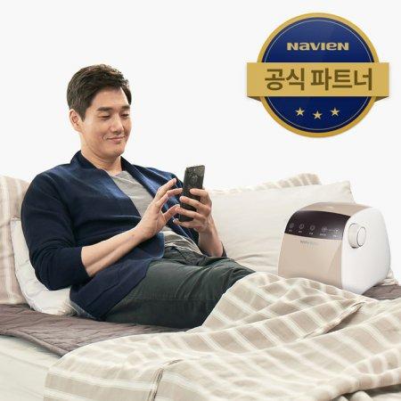 (비밀특가)[하이마트단독]스마트형 슬림형 온수매트 EQM533-KS (킹) 다크초코