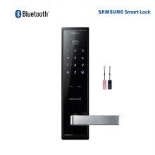 [셀프시공]삼성 SHP-DH520 블루투스 디지털도어락 번호키 카드키
