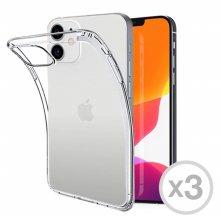 1+1+1 투명 젤리케이스 아이폰 12 Pro