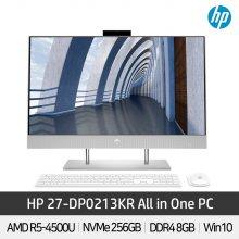 [12월초 입고예정] HP 일체형PC 27-DP0213KR 27 라이젠R5 Win10홈 홈스쿨링 올인원