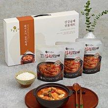 강강술래 돼지고기 김치찌개 선물세트 500g 6팩