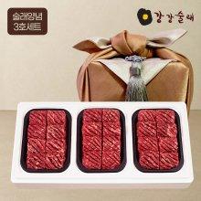 강강술래 양념구이 강강술래세트 3호 8대X3팩