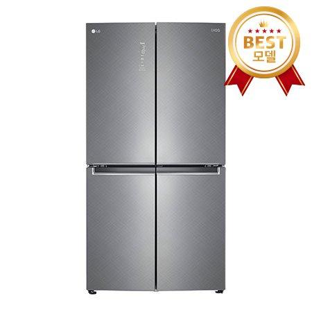 4도어 냉장고 F873SN35 [870L]