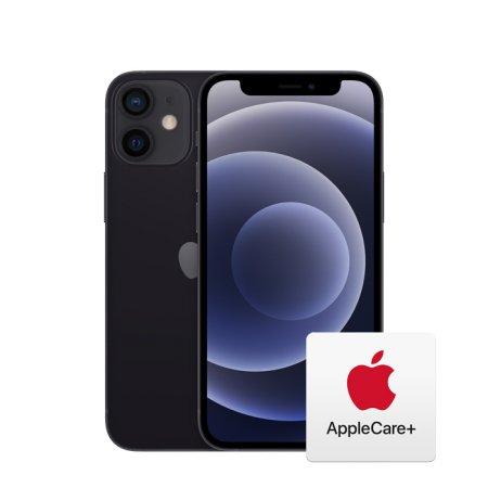 [자급제, AppleCare+ 포함] 아이폰12, 64GB, 블랙