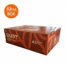 복사용지A3(75g/SMARTCOPY/250매X5권/박스)