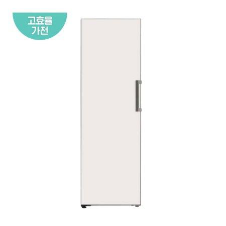 [MIST] 오브제 컨버터블 냉동고 Y320GB (321L, 베이지)