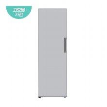 [MIST] 실버 오브제 컨버터블 냉동고 Y320GS [321L]