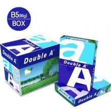 복사용지B5(80g 더블에이 500매X5권 박스)
